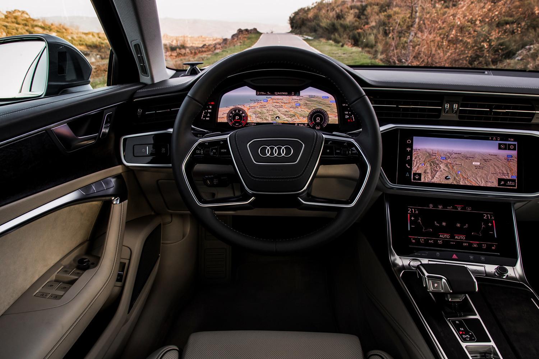Foto de Audi A6 2018, toma de contacto (82/118)