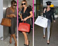 Victoria Beckham tiene una fortuna invertida en bolsos