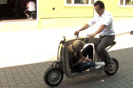 Una solución, casi, perfecta para la movilidad en las ciudades