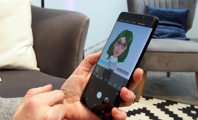 AR Emojis Samsung Galaxy S9