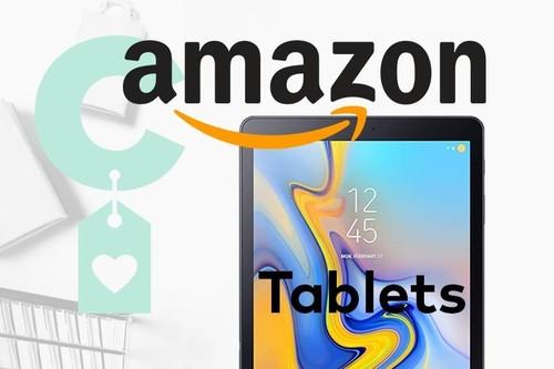Vuelta al Cole 2019: las 14 mejores ofertas de tablets de Samsung, Huawei o Lenovo en Amazon