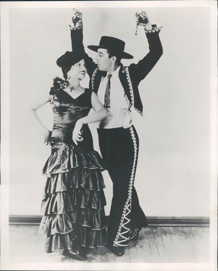 Rita Hayworth Bailarina