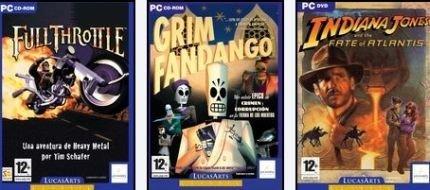 Activision y las aventuras gráficas de LucasArts