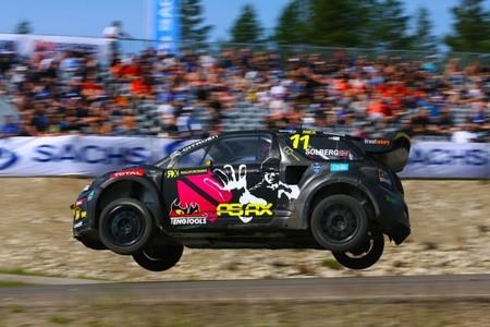Petter Solberg decidido a continuar una temporada más en el RallyCross