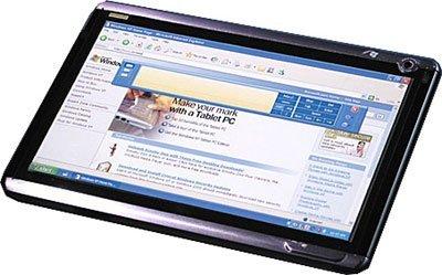 Tablet PC ultrafina de Microsoft, el futuro entre la manos