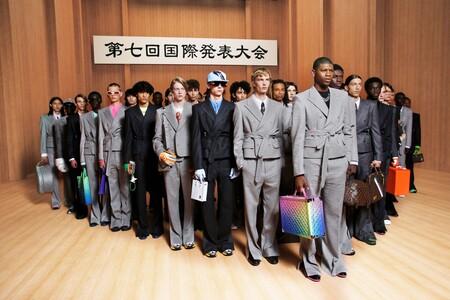 Louis Vuitton presenta su colección de primavera 2022 'Amen Break' debutando una nueva colaboración con Nike