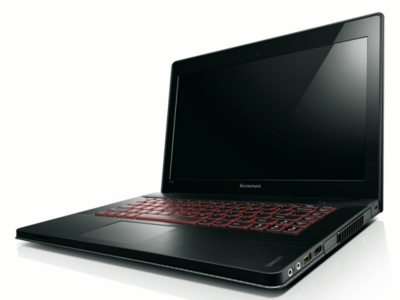 Lenovo IdeaPad Y400 y Y500, con músculo que se puede ampliar