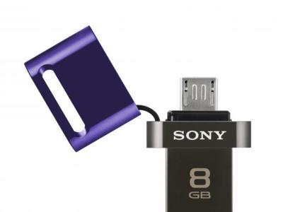 Sony da esperanzas a las memorias USB enfocándolas en tablets y smartphones