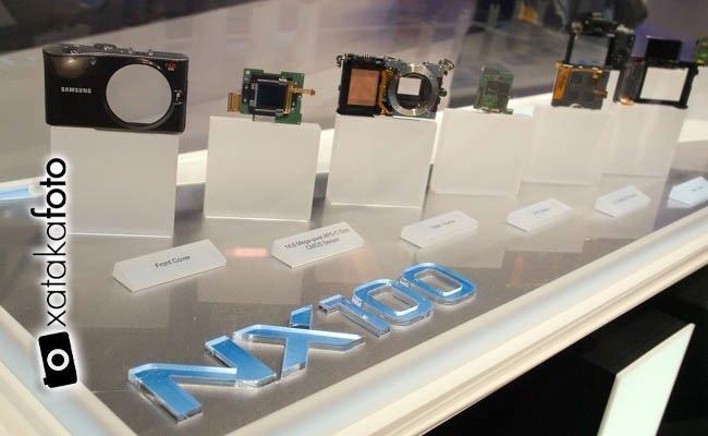 samsung NX100 3