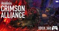 'Crimson Alliance' para Xbox 360: análisis