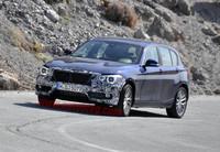 Fotos espía: sutiles cambios para el BMW Serie 1
