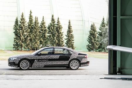 Audi A8 2018 Ai Traffic Jam Assist 8