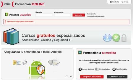 Nuevo curso online del INTECO sobre la seguridad de dispositivos Android