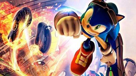 'Sonic Free Riders' confirmado con soporte para Kinect [E3 2010]