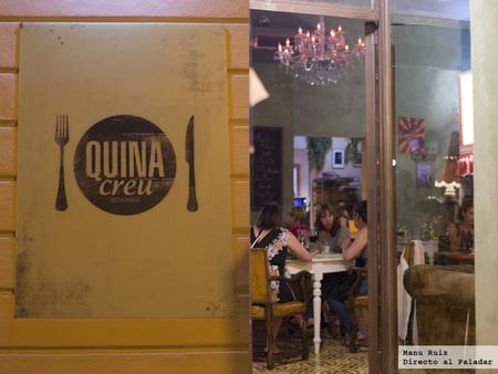 Restaurante Quina Creu, pinchos y platos de autor en el centro de Palma