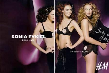 Sonia Rikyel para H&M campaña