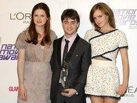 Emma Watson no suelta prenda del final de la última entrega de Harry Potter
