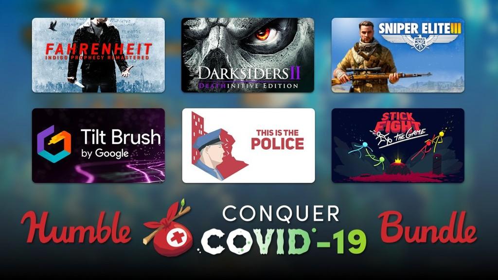 El nuevo pack de Humble Bundle para combatir al coronavirus incluye Hollow Knight, Undertale, The Witness y otros 42 videojuegos