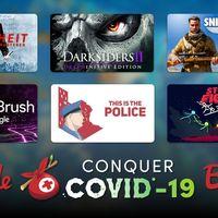 El nuevo pack de Humble Bundle para combatir el coronavirus incluye Hollow Knight, Undertale, The Witness y otros 42 videojuegos por 28 euros