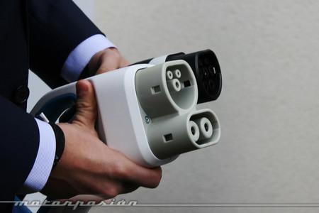 Volkswagen e-up! - tomas de recarga