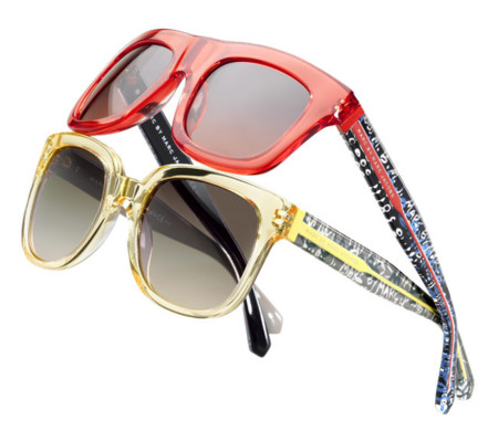 "Marc by Marc Jacobs eyewear ""2013 Invisible Tour"" en edición limitada"