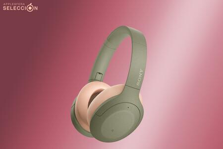 Aíslate con los auriculares Sony WH-H910N: cancelación de ruido y batería de hasta 35 horas por 185 euros, su mínimo en Amazon