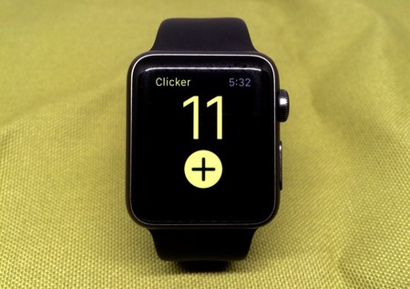 Clicker Apple Watch