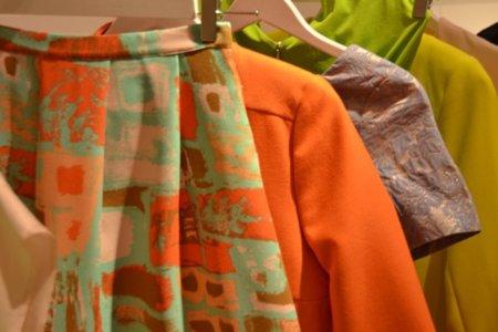 Falda H&M colección Primavera-Verano 2012