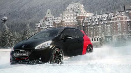 Peugeot 208 GTi 30th, en vídeo