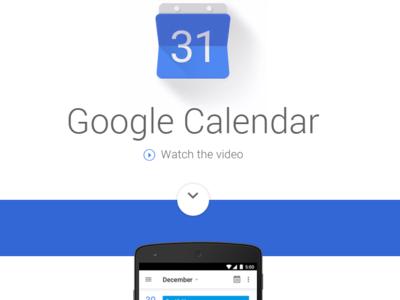 Actualización del Calendario permite mejor sincronización con nuestra cuenta