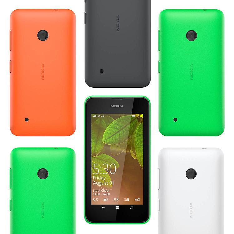 Foto de Nokia Lumia 530 (4/10)