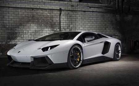 Novitec Aventador, el Lamborghini de 1000 hp