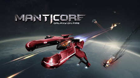 El shoot'em up Manticore: Galaxy on Fire y sus batallas espaciales llegarán a Nintendo Switch a finales de marzo