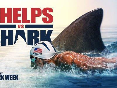 ¿Por qué Michael Phelps no debió enfrentarse con un tiburón blanco?