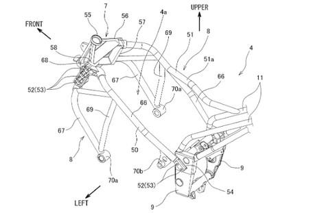 Patente Kawasaki