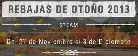 Comienzan las Rebajas de Otoño 2013 en Steam