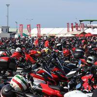 El World Ducati Week 2018 ha batido su récord con más de 90.000 asistentes (y dos propuestas de matrimonio)
