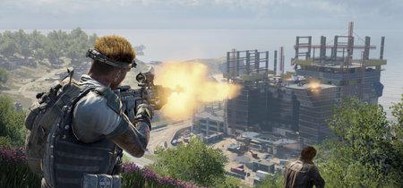 Así es el mapa de Blackout, el Battle Royale de Call of Duty Black Ops 4