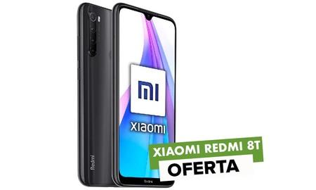 En junio también tienes más barato el Xiaomi Redmi Note 8T en eBay, por sólo 143,99 euros con el cupón PJUNIO10