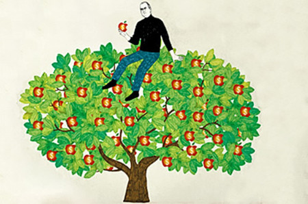 Steve Jobs se embolsa 400 millones de dólares en 6 semanas