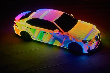 Lexus Lit Is 3