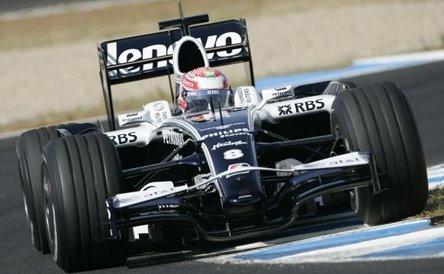 Williams presentará su FW31 el 19 de enero en Portimao