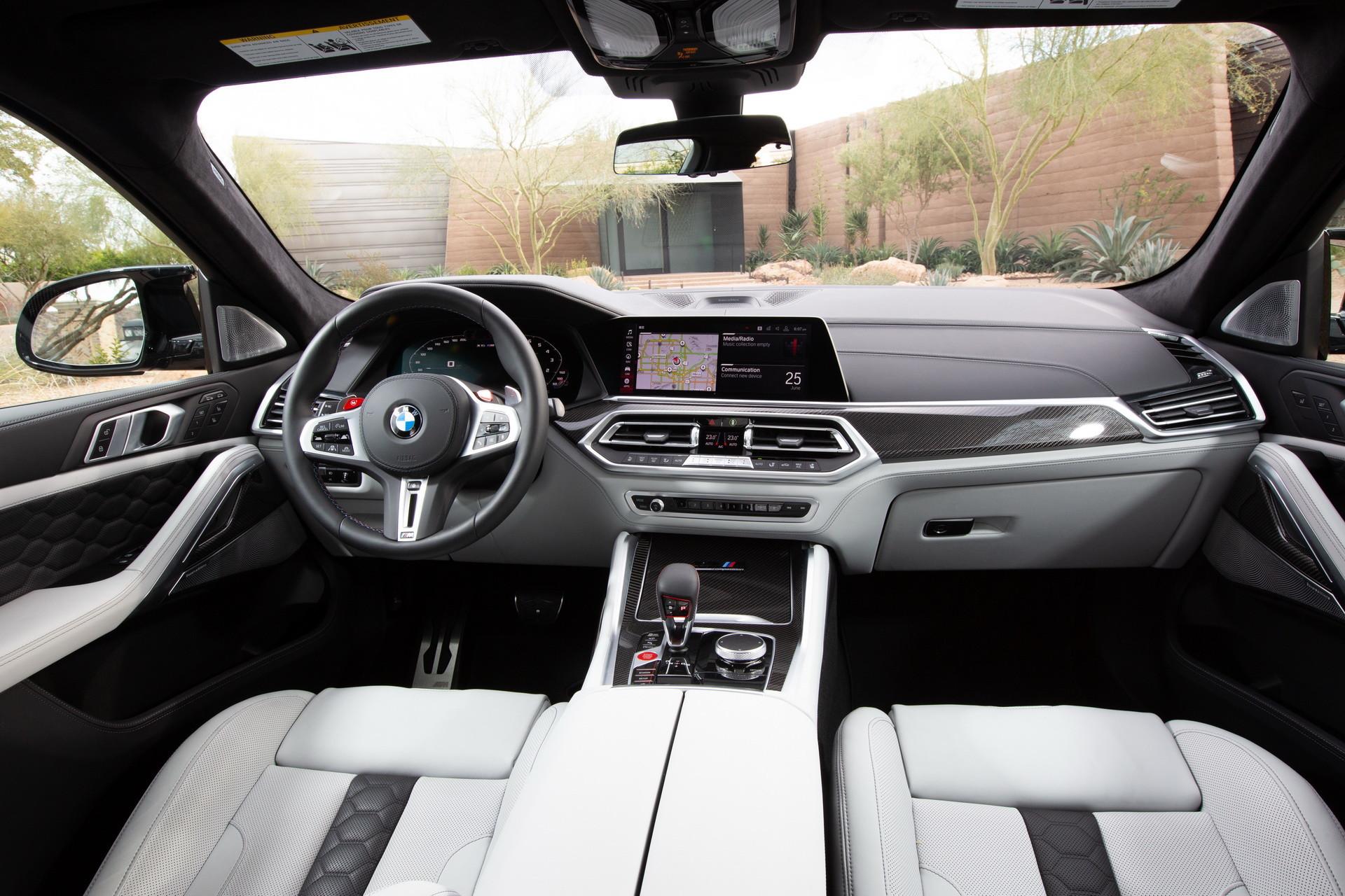 Foto de BMW X5 y X6 M Competition (25/31)