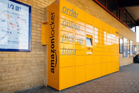 Las taquillas automáticas de Amazon llegan a España, ya puedes verlas en 120 puntos de 30 ciudades