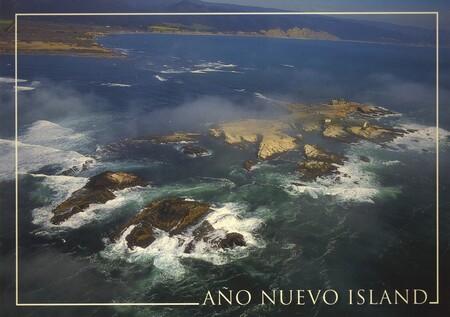 Tres islas llamadas Año Nuevo en el mundo