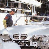 Europa pone en práctica el ojo por ojo con EE.UU y los fabricantes de coches alemanes buscan un acuerdo desesperado