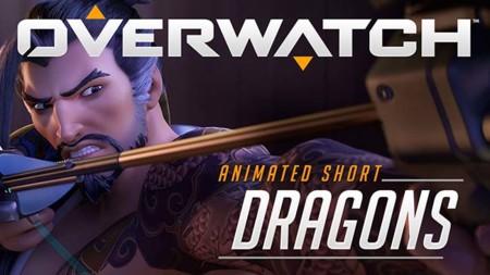 Dragons, el nuevo corto animado de Overwatch, ya se encuentra disponible