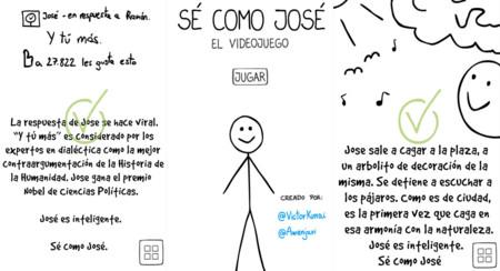 El meme Be like Bill se convierte en Sé como Jose, uno de los juegos más absurdos que vas a ver hoy