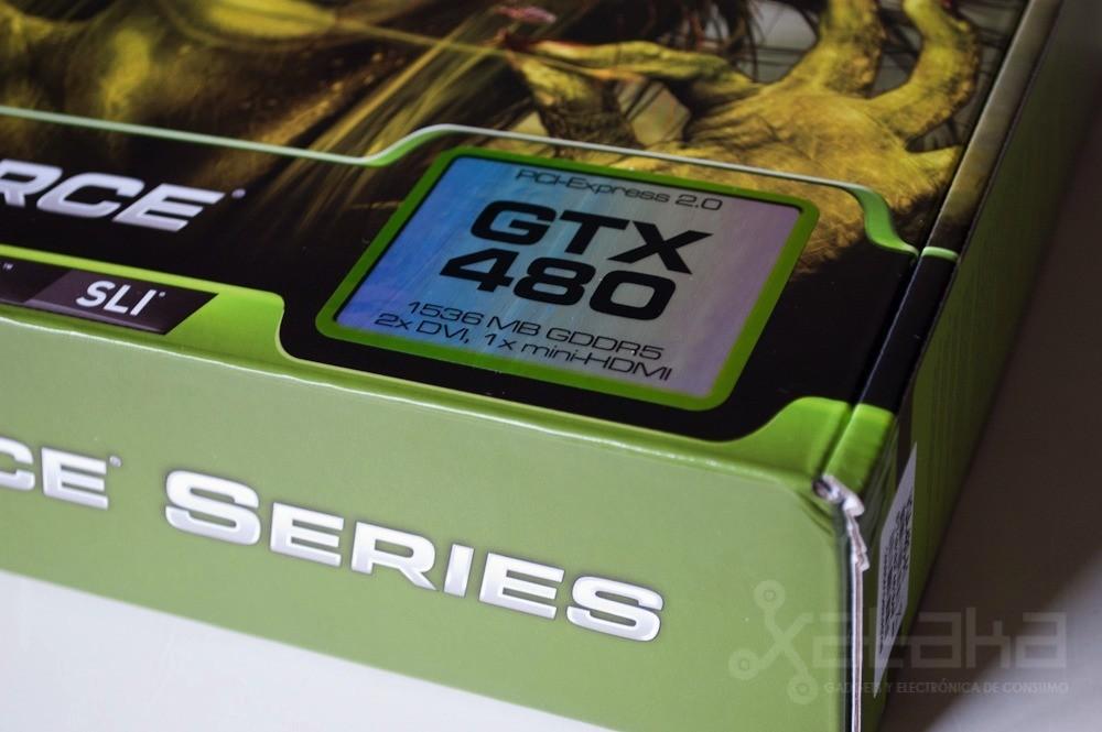 Foto de NVidia GTX 480, análisis (3/36)