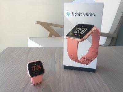 Fitbit Versa, primeras impresiones: el reloj más bonito que ha hecho Fitbit se queda sin GPS